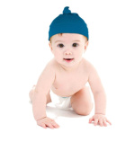 Mato & Hash 100% Cotton Adjustable Infant Baby Knot Hat
