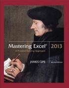Mastering Excel 2013