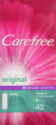 Carefree Original Long Scented, 42-count