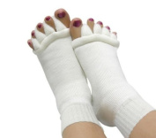 Toes Foot Alignment Socks Foot Pain Relief