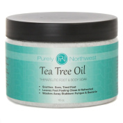 Tea Tree Oil Therapeutic Foot & Body Soak with Epsom Salt 470ml
