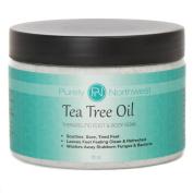 Tea Tree Oil Therapeutic Foot & Body Soak with Epsom Salt 470ml