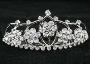 NEW PRINCESS HALLOWEEN COSTUME Crystal Tiara Comb H61
