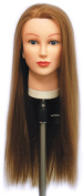 Celebrity Lexi Cosmetology Protein Fibre Hair Cutting Manikin, 26-70cm