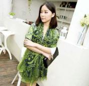 ZPS 1PC New Fashionable Lady Women Persian Pattern Design Cotton Scarf