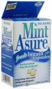 MintAsure Fresh Breath Capsules - Size