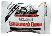 12 Packs of Fisherman's Friend Sugar Free Mint Cough Suppressant Lozenges, 40-count 25g.
