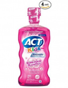 ACT Kids Anticavity Fluoride Mouthwash, Bubble Gum Blow Out 500ml