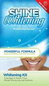 ★ Shine Whitening ★ Professional Teeth Whitening Kit ★ (2) 5cc Syringes and Mouth Trays