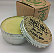 Honest Amish Heavy Duty Beard Balm -New Large 120ml Twist Tin