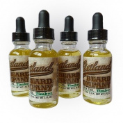 Portland Beard Company - Timber Beard Oil - Scented 30ml - Timber Sandalwood Aroma Oil