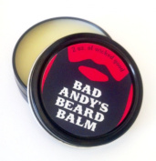 Bad Andy's Beard Balm - All Natural - Softens, Conditions & Controls Facial Hair - Made in Maine