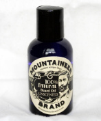 Mountaineer Brand Natural Beard Oil - WV Barefoot 60ml- UNSCENTED-TWICE THE SZE OF MOST