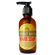 Energy Blend Beard Soap/ Beard Conditioning Wash - 120ml