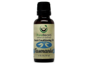 PureBeard Conditioning Oil for Beard - Tasmania, 30ml/1 fl. oz with Kent 81T Beard Comb