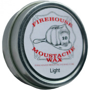 Firehouse Moustache Wax, Light