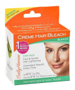 Sally Hansen Creme Hair Bleach for Face, 35ml Package