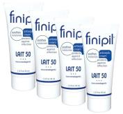 Finipil Lait 50 - Set of 4 tubes, 44 ml (1.5 oz) each
