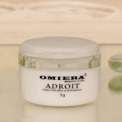 Omiera Labs Adroit - Hair Growth Inhibitor, Natural Hair Growth Inhibitor, Reduce and Lighten Hair, Minimise Growth of Unwanted Facial, Bikini, & Body Hair while Preventing Breakouts 30ml