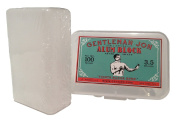 Gentleman Jon 100ml Alum Block in Plastic Case