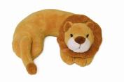 Noodlehead Travel Buddies Neck Pillow - Lion