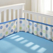 Breathable Baby Buried Treasure Mesh Crib Liner