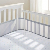 BreathableBaby Breathable Mesh Crib Liner 2014