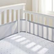BreathableBaby Breathable Mesh Crib Liner 2014