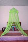 Ribbon Bed Canopy Mosquito Net for All Size Bed, Room Decoration, Outside Party Events