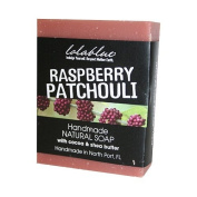 Lolablue Raspberry Patchouli Soap Palm Oil Free