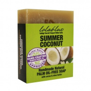 Lolablue Summer Coconut Soap Palm Oil Free