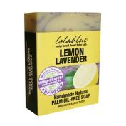 Lolablue Lemon Lavender Soap Palm Oil Free