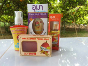 GAC FACIAL CARE SET : Product from Organic farm in Thailand