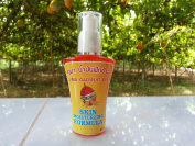 Gac Fruit after bath Oil : Product from Organic farm in Thailand