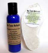No Tosh Naturals Peppermint Foot Soap Set