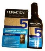 Fermodyl Fermo Five Set de Tratamiento (12 ampolletas) y Shampoo