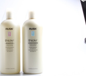 Buy Rusk Hair Shampoos - Rusk Thickr Shampoo and Conditioner 400ml