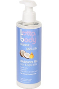 Lottabody Coconut & Shea Oils Moisturise Me Curl & Style Milk 240ml