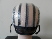 XL Size Classic Wig Cap with free combs Original Wig Making. Stretchy Straps