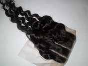 3 Way Part 4*4 Lace Top Closure 30cm Cambodian Virgin Remy Hair Deep Wave natural colour Can Be Dyed