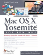 Mac OS X Yosemite for Seniors [Large Print]