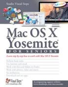 Mac OS X Yosemite for Seniors [Large Print]