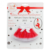 Elf on the Shelf Claus Couture Collection Tutu Skirt, [Special Edition]