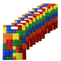Building Blocks Treat Bags - 12 Pc