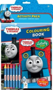 Thomas and Friends Activity Pack with Crayons