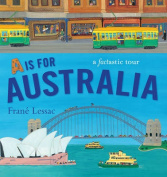 A is for Australia Boxed Set with Jigsaw