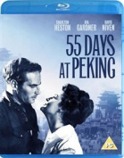 55 Days at Peking [Region B] [Blu-ray]