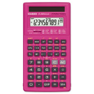 FX-260 Solar All-Purpose Scientific Calculator, Pink, 10-Digit LCD