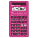 FX-260 Solar All-Purpose Scientific Calculator, Pink, 10-Digit LCD