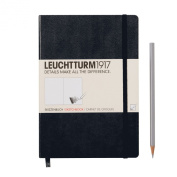 Leuchtturm Sketchbook A5 Medium Black